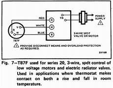 honeywell thermostat wiring diagram 3 wire free wiring diagram