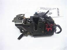 how to install door lock actuator 1999 isuzu 1999 isuzu rodeo s 4x4 a t passenger front door lock actuator oem 1999 2000 ebay