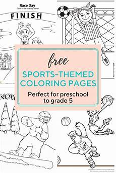 sports related worksheets 15870 access more than a hundred sports related coloring pages your sports fan will fre