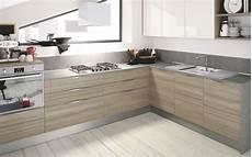 cuisine bois gris clair modele cuisine gris clair id 233 e de mod 232 le de cuisine
