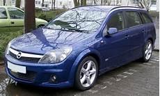 File Opel Astra Kombi Front 20080315 Jpg