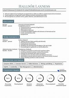 resume exles by real student resume law internship kickresume