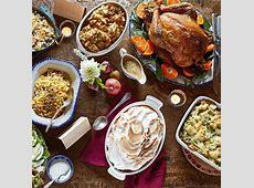 30 Best Thanksgiving Menu Ideas   Thanksgiving Dinner Menu