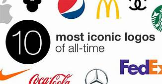 Analyzing The 10 Most Iconic & Popular Logos Of All Time