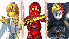 lego quest collect lego ninjago and princess scarlet