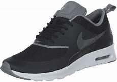 nike air max thea w shoes black grey