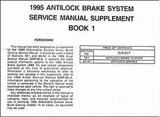 auto repair manual online 1995 oldsmobile ciera spare parts catalogs 1995 olds cutlass ciera cruiser buick century repair shop manual w abs supp