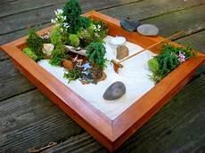 deluxe miniatur zen garten