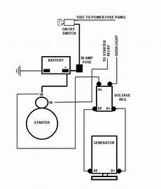 ford alternator wiring diagram internal regulator bookingritzcarlton info