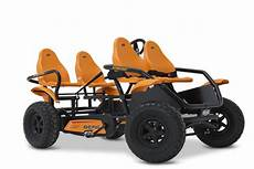 berg usa grantour offroad 4 seater f powered pedal go