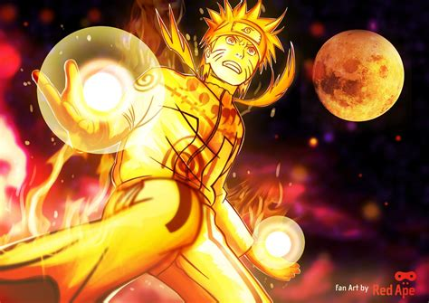 Naruto Vs 10 Tails Episode
