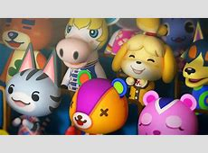 animal crossing new horizons characters