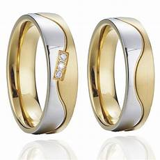 wedding rings germany finger designer couple rings silver gold color alliance