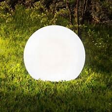 licht trend aussen kugelleuchte 187 bolla xl garten 216 60cm in