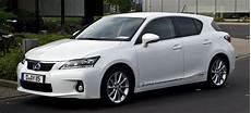 File Lexus Ct 200h Dynamic Line Zwa10 Frontansicht 30