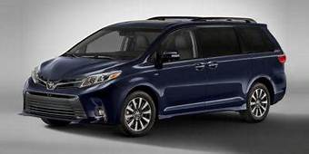 New 2019 Toyota Van Prices  NADAguides