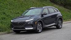 2019 hyundai nexo exterior design youtube