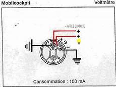 branchement manometre temperature eau brancher un mano