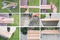 Diy Gartenbank Mit Beton Und Holz Diy Gartendekoration