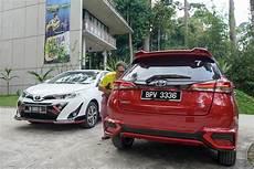 motoring malaysia 2019 toyota yaris 1 5g at test