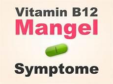 b12 mangel symptome symptome bei vitamin b12 mangel vegpool