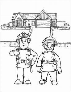 Malvorlagen Sam Der Feuerwehrmann Ausmalbilder Kostenlos Feuerwehrmann Sam 2 Ausmalbilder