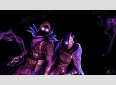Raven 4K 8K HD Fortnite Battle Royale Wallpaper
