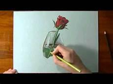 Gambar Kreatif Bunga 3 Dimensi