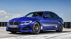 next 2020 bmw m3 rendered looks like m3 cs with new