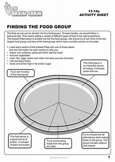 eatwell plate worksheets eatwell plate worksheet ideal for cover lesson by grainchain teaching resources tes