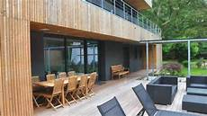 maison design bois a vendre villa contemporaine en bois hossegor