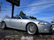 Jaguar Xk With 20in Coventry Whitley Wheels Exclusively
