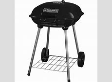 """BBQ Pro 18"""" Kettle Charcoal Grill"""
