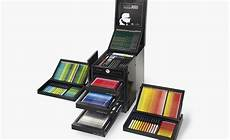 karl lagerfeld and faber castell create an elite set