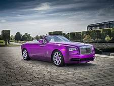 Rolls Royce Dawn Matches Michael Fuxs Pink 720S