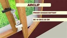 airclip entrebailleur de fen 234 tre