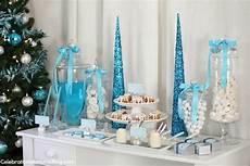 deco noel bleu et blanc decoration de noel bleu et blanc