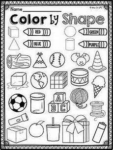 3d shapes worksheets color by number 1056 3d shape sort color draw math kindergarten math shapes worksheet kindergarten shapes