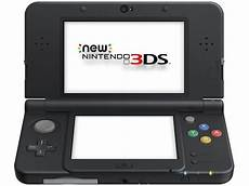 nintendo new 3ds console system black japanese japan