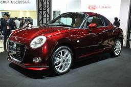 2016 Daihatsu Copen Cero Sports Car Different From