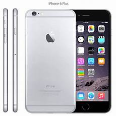 apple iphone 6 plus 128gb silver factory unlocked phone
