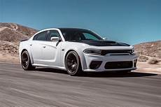 dodge unveils 2020 charger widebody available in two v8