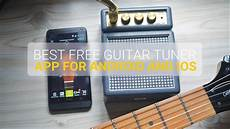best free tuner app best free guitar tuner app for android ios and windows