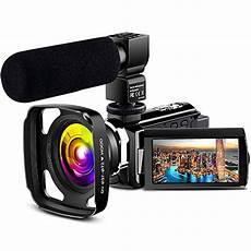 Ultra Camcorder Wifi Vlogging 4k camcorder vlogging ultra hd 60fps digital