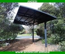 carport aluminium flachdach flat roof metal car parking cover carport buy car