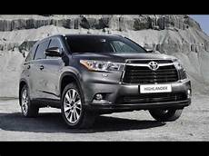 2019 new cars coming out 2019 toyota highlander new