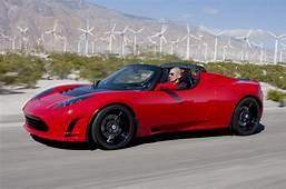 2011 Tesla Roadster 25 New Looks Wheels Seats Less Noise