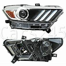 tyc led scheinwerfer rechts usa typ f 252 r ford mustang 2015