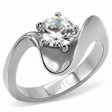 cj7865os wholesale asymmetric stainless steel cz ring