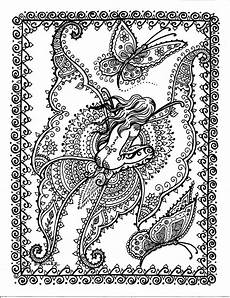 Malvorlagen Erwachsene Abstrakt 5 Pages To Color Instant Butterfly Coloring Pages